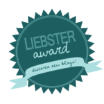 Moja nominacja do Liebster Blog Award