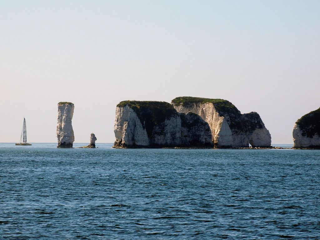 Fotogaleria z wyprawy do Old Harry Rocks.
